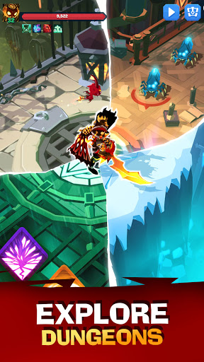 Mighty Quest For Epic Loot - Action RPG goodtube screenshots 4