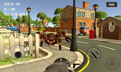 Spider Hunter Amazing City 3D  screenshots 8