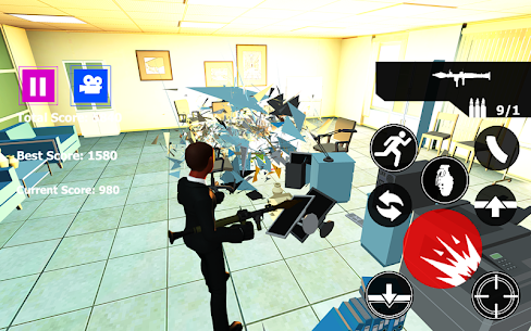 Smath the Office Interior:Angry Boss Hack Online [Android & iOS] 2