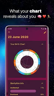 Faladdin: Daily Horoscope & Tarot Cards Readings Screenshot