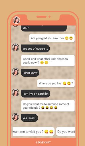 Simulator app chat fake Fake Android
