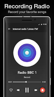 """Internet radio """"Listen FM"""""""