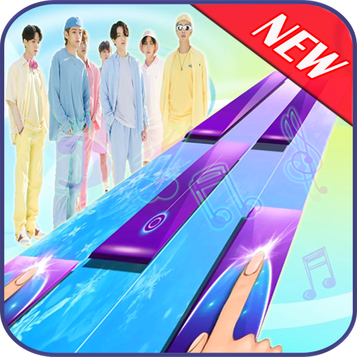 Life Goes On BTS Piano Game Magic 1.4 screenshots 9