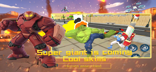 Super City Herouff1aCrime City Battle android2mod screenshots 7