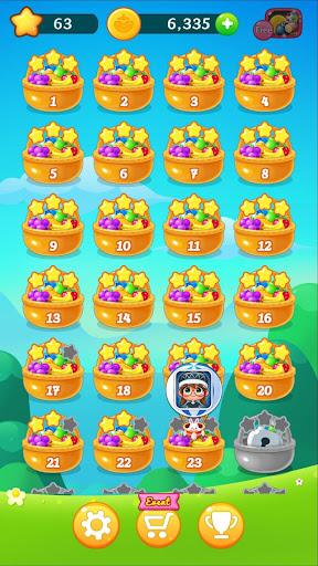 New Tasty Fruits Bomb: Puzzle World 1.6.3 screenshots 5