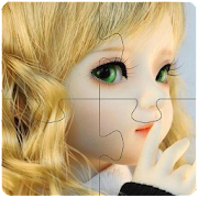 Cute Dolls Jigsaw And Slide Puzzle Game