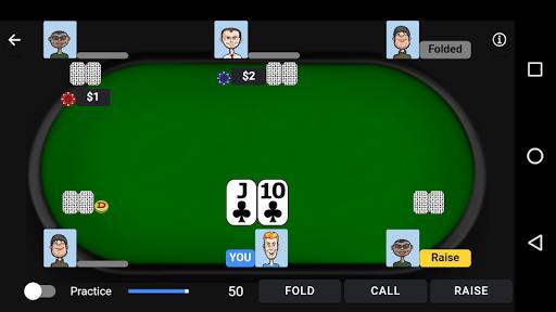 Poker Trainer - Poker Training Exercises 3.1.8 screenshots 2