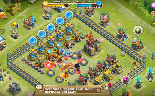 Castle Clash: Gilda Reale  Screenshots 12