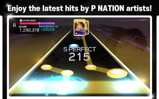 SuperStar P NATION  screenshots 9