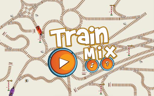 Train Mix - challenging puzzle 1.0 screenshots 5