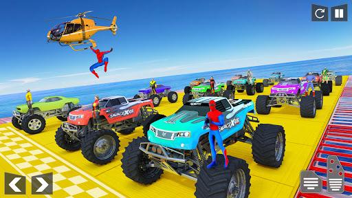 Mega Ramp Car Stunt Racing Games - Free Car Games screenshots 21