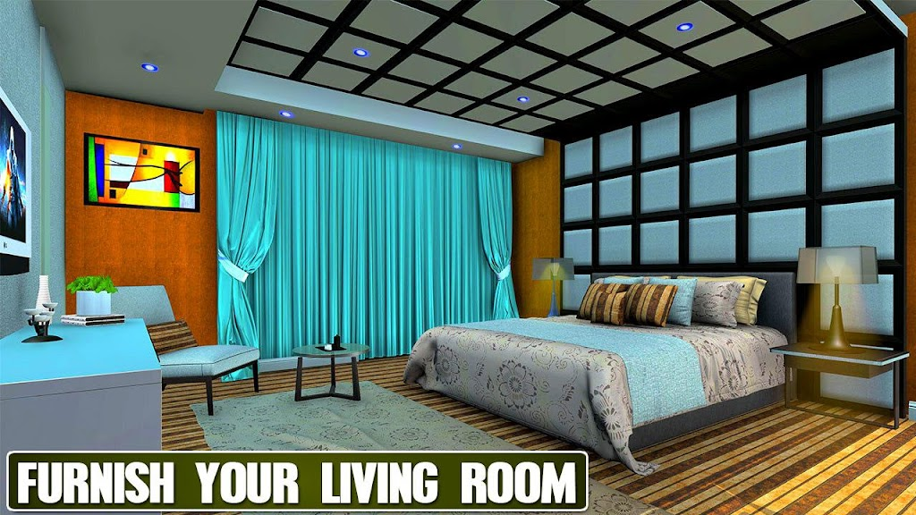 Happy Home Dream: Idle House Decor Games  poster 1