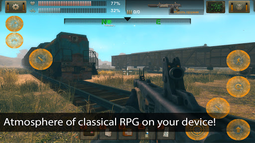 The Sun Origin: Post-apocalyptic action shooter 2.0.2 screenshots 1