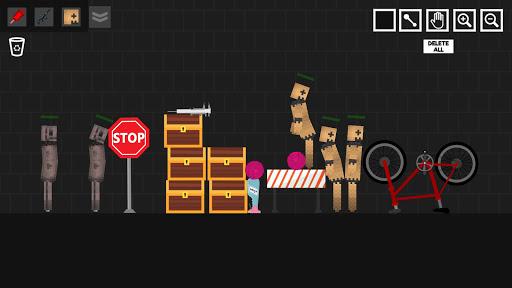 Voodoo Doll Playground: Ragdoll Human  screenshots 3