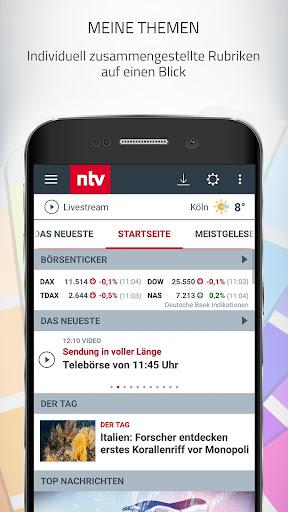 ntv Nachrichten  Screenshots 5