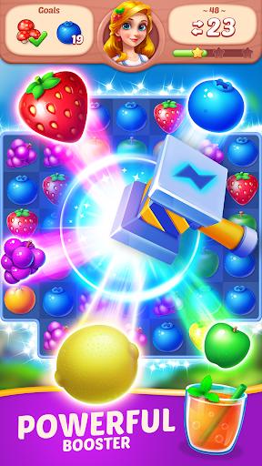Fruit Diary - Match 3 Games Without Wifi screenshots 2