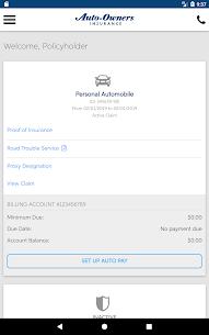 Auto-Owners Insurance Mobile Apk Lastest Version 2021** 9