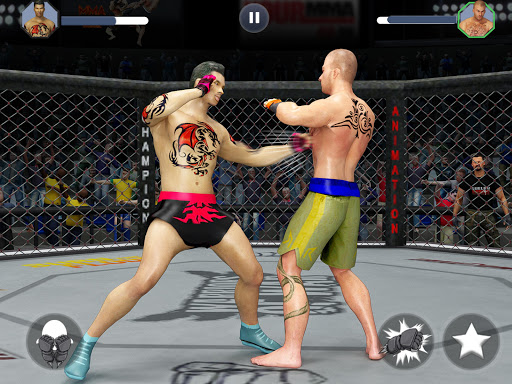Martial Arts Training Games: MMA Fighting Manager 1.1.7 screenshots 5