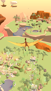 Dino Island relaxing idle For Pc (Windows And Mac) Download Now 2