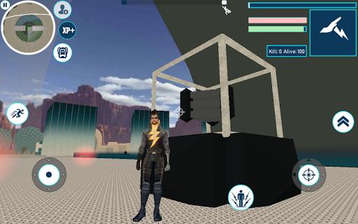 Superheroes Battleground apkpoly screenshots 4