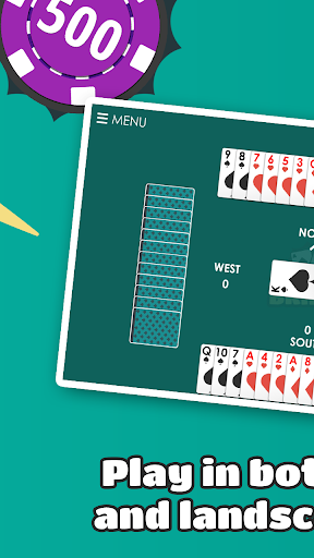 Bridge Card Game for beginners no wifi games free 1.12 6