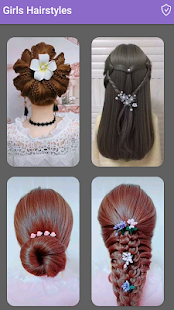 Girls Hairstyles Step By Step 2020