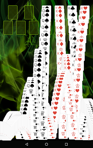 Russian Cell Solitaire screenshots 18