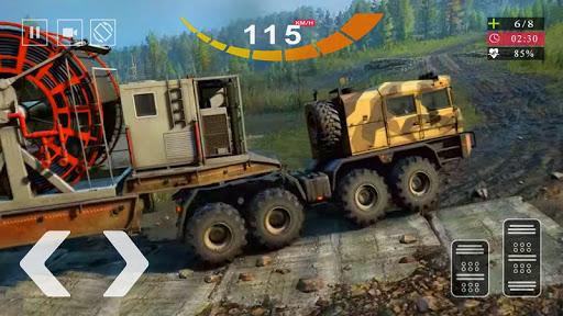 US Army Truck Simulator - US Army Simulator 2020 screenshots 6