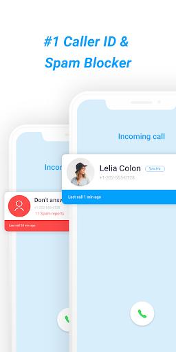 Sync.ME - Caller ID, Spam Call Blocker & Contacts  screenshots 1
