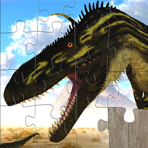 Dinosaurs Jigsaw Puzzles Game - Kids & Adults