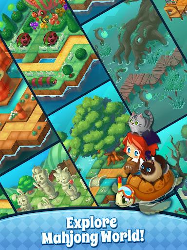 Mahjong Magic Fantasy : Tile Connect 0.201023 screenshots 21