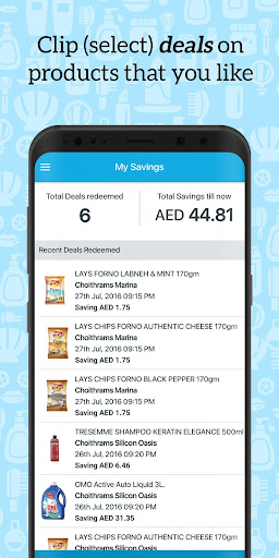 Clip the Deal & ClipBox - Grocery Offers & Samples  screenshots 3