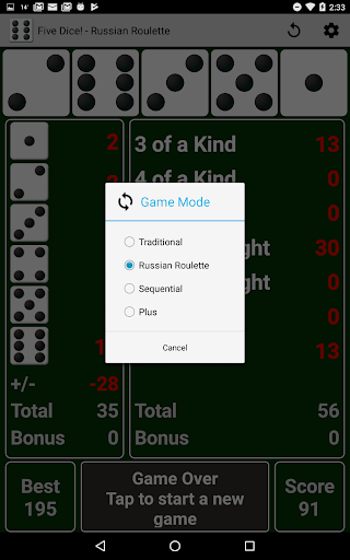 Five Dice! apktram screenshots 10