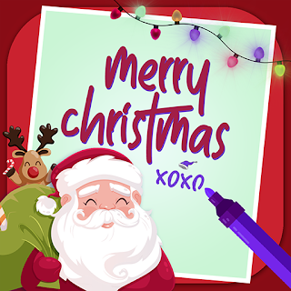 """alt=""""To wish everyone the best Christmas holidays with original customized cards. Wish your beloved ones a merry Christmas with these customized Christmas greeting cards! Surprise your friends, your family or your partner with these beautiful cards. Download this app for free and discover the lovely pictures that we've selected in order to help you find the suitable card for the person you want to send your best wishes.  Be the first to congratulate your family and friends for Christmas and New Year with these beautiful and original Christmas cards. Download the app for free and greet your loved ones on this holiday season.  You can very easily create customized Christmas cards with Christmas wishes and messages. Choose amongst the different backgrounds or card stiles, write your message and share it with whoever you want. It's also very useful to use as a birthday invitation to grown-ups' and kids' parties. Kids as well as grown-ups can use the app because we've chosen all types of designs: children's, casual, classic, funny. If you still haven't wished someone marry Christmas, than this is the app you're looking for! A fun and nice way to wish a merry Christmas Eve, Christmas Day and New Year. We've selected 50 lovely and beautiful pictures, you can choose the one you like the most and share it with your loved ones. Sure that amongst all the images you can find one that fits your taste. Choose amongst a wide range of possibilities: from the classical ones to the funniest ones. Santa Claus, reindeer, Father Christmas on a sleigh, pretty wreaths, stars, the Three Wise Men, snowmen...Children will also have fun sending these cards to your family and friends, because they can write their own Christmas' greeting. A fun and beautiful way for your children to send their first original Christmas cards.  You'll find cards with a lot of different and typical Christmas decorations: Santa Claus, Father Christmas on a sleigh, reindeers, beautiful wreaths, stars, snowmen…The li"""