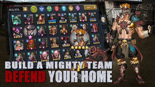 Zombies Crisisuff1aFight for Survival RPG 1.1.24 screenshots 13
