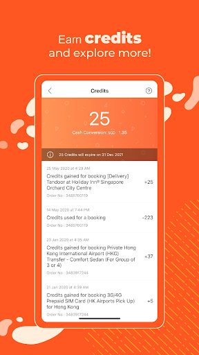 Klook: Travel & Leisure Deals android2mod screenshots 6