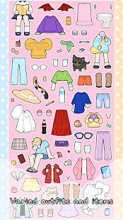 Pastel Friends : Dress Up Game