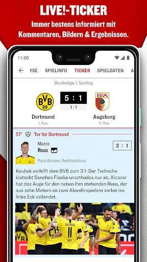 kicker Fußball News  screenshots 2