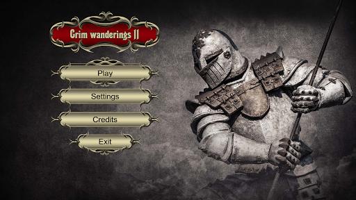 Grim wanderings 2: Strategic turn-based rpg 1.47 screenshots 1