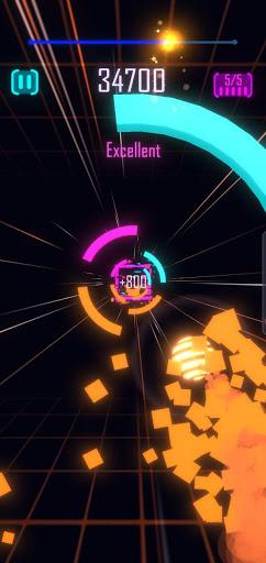 Rhythm Ballz 1.2.1 screenshots 1