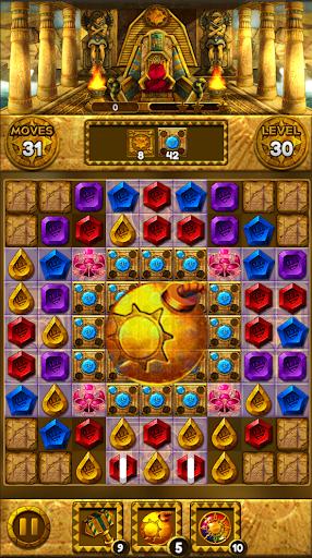 Jewel Queen: Puzzle & Magic - Match 3 Game  screenshots 11