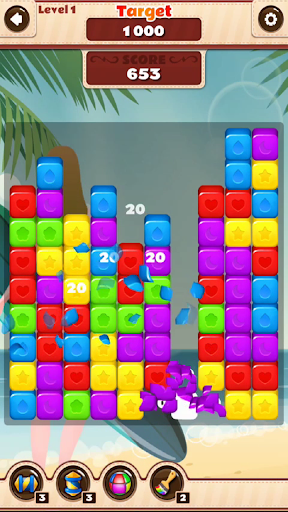 Télécharger gratuit POP Block Puzzle APK MOD 1
