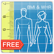 WHR Meter -  BMI, WHR, CVD measure and health tips