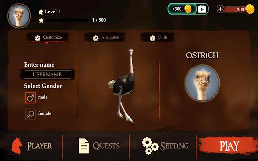 The Ostrich 1.0.4 screenshots 22