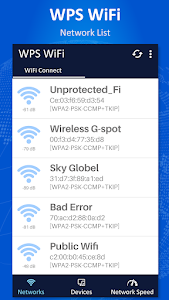 WiFi WPS Connect - WiFi Connect WPS 2021 1.0