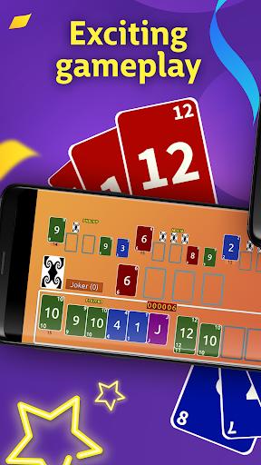 Super Skido Spite & Malice free card game 14.3 screenshots 1