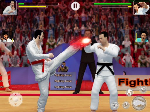 Tag Team Karate Fighting Games: PRO Kung Fu Master 2.4.1 Screenshots 19
