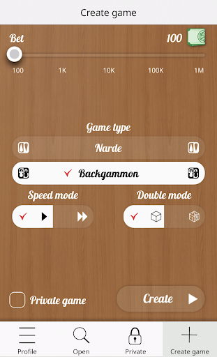 Backgammon Online 1.2.5 Screenshots 2