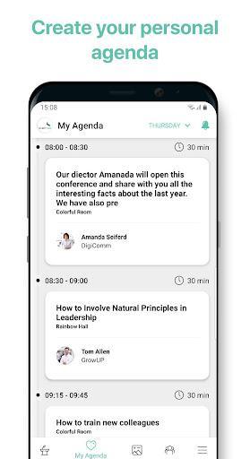 Eventee - Your Event Buddy 2.8.3 screenshots 2