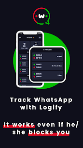 Logify – WhatsApp Tracker 1